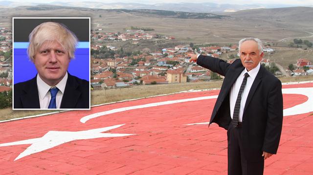 'Hemşehrileri' Boris Johnson'ı bekliyor