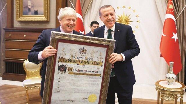 Boris Johnson: Kalfatlıyım