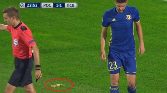 UEFA'dan<br/>ceza kapıda