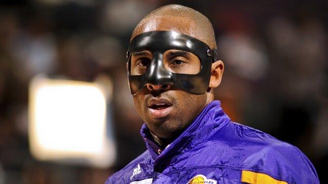 Kobe'nin maskesi satışa çıkıyor
