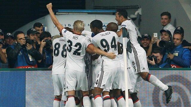 Beşiktaş'ın Napoli ile oynayacağı Şampiyonlar Ligi maçı 21.45'te TivibuSpor'dan şifreli olarak yayınlanacak.
