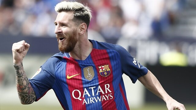 'Messi'yi aramadım ama...