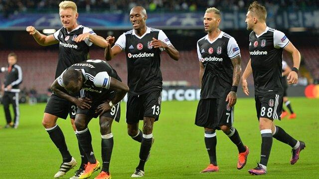 Beşiktaş'tan <br/>büyük avantaj