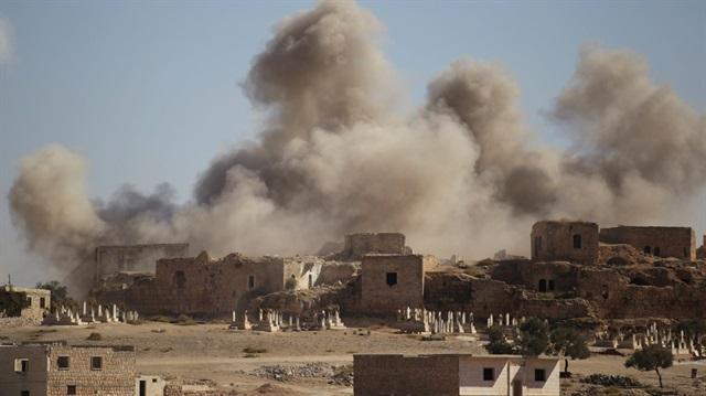 Esed rejimi 3 kez kimyasal silah kullandı