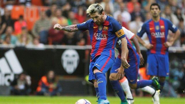 Barcelona'dan <br/>müthiş galibiyet