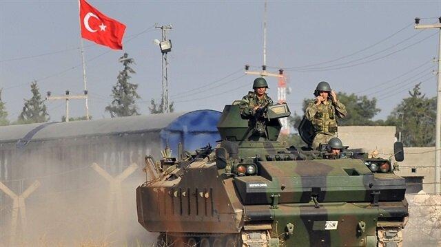 Türk tankları Musul operasyonuna katıldı