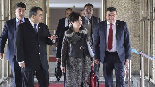 Darbecilerin bombaladığı Meclis, PAB Başkanı'nı şoke etti