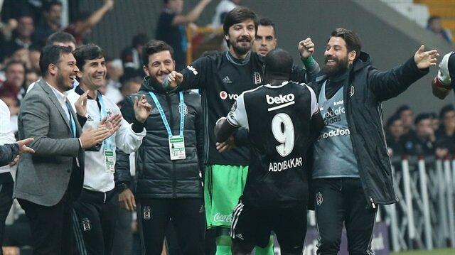 Aboubakar'dan <br/>gol sevinci açıklaması