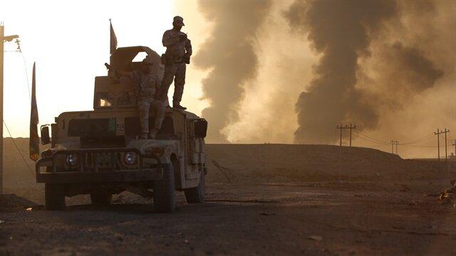 Batı'nın Musul'da gaz sancısı