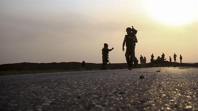 DEAŞ Şengal'de saldırı başlattı