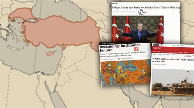 'Misak-ı Milli' Batı'yı çıldırttı