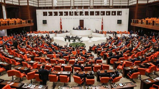 'Kahramankazan' ve 15 Temmuz tatili Meclis'te kabul edildi