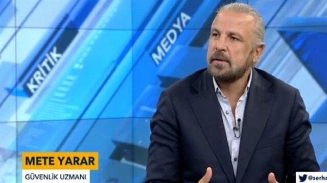 Mete Yarar: Darbe girişimi 14.45'te başladı