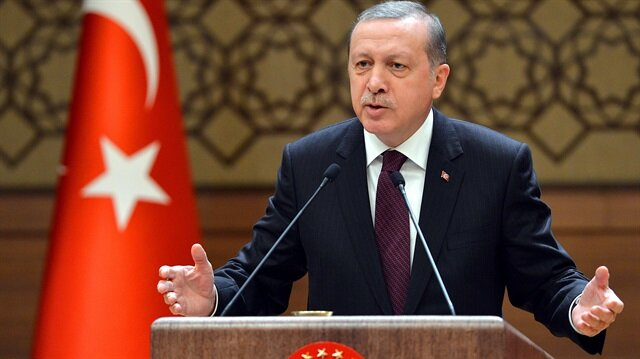 Cumhurbaşkanı: Münbiç'i PYD'den temizlemekte kararlıyız