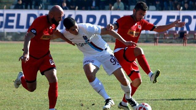 Çorum Belediyespor-Trabzonspor: 1-2