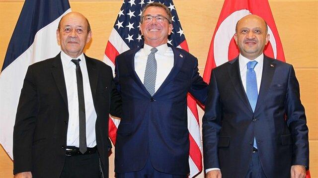 Türkiye, ABD ve Fransa arasında 'DEAŞ' mutabakatı