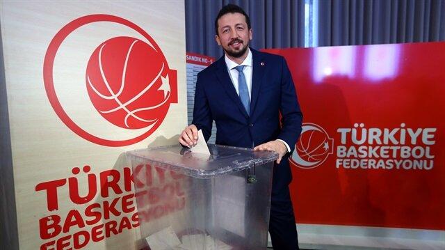 TBF'de Türkoğlu dönemi
