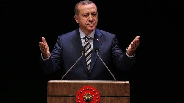 Turkey won't let Sinjar be a PKK base: Erdoğan