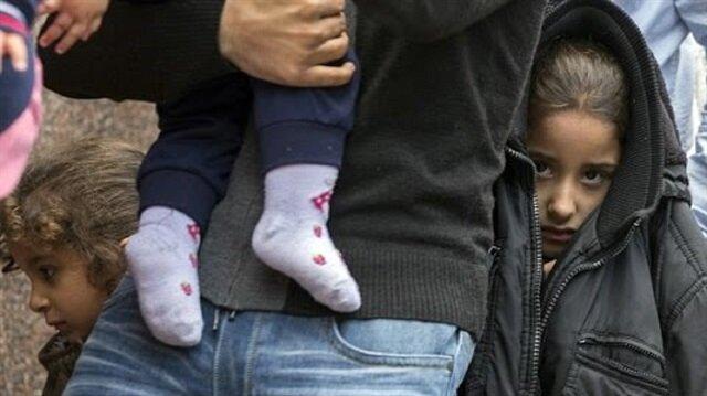 Sığınmacı çocuklara Batı merhameti!