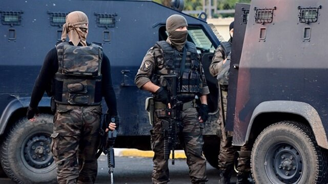 80 Daesh suspects detained in six Turkish cities