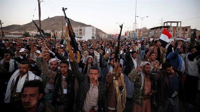 Yemen'den Mekke'ye füze fırlatıldı