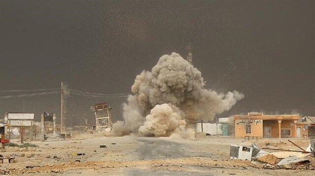 40 Daesh militants killed in Iraqi airstrike