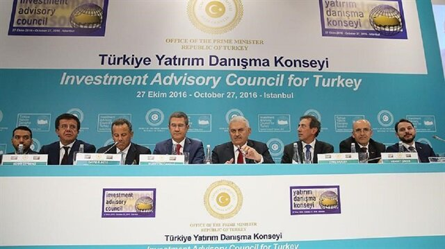 Global investors voice support for Turkey's economy