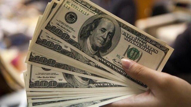 Dolar fırladı