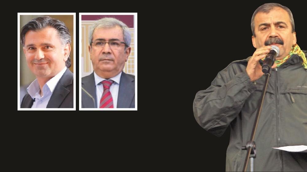 Ziya Pir-İmam Taşçıer-Sırrı  Süreyya Önder
