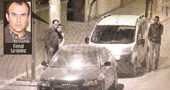 Sarıyıldız, PKK'ya makam  aracıyla silah taşırken  suçüstü yakalanmıştı.
