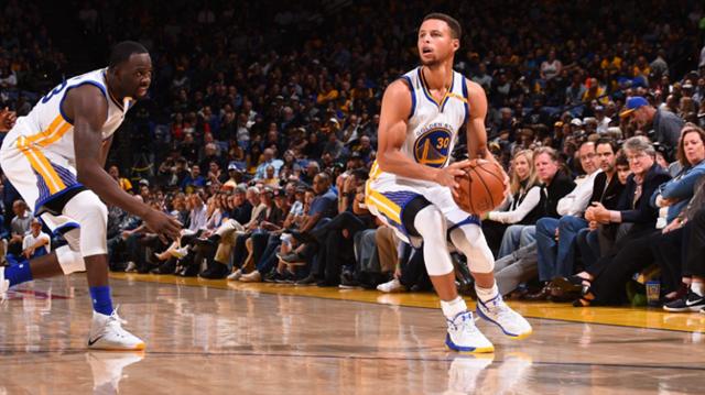 Stephen Curry'den 3 sayı rekoru