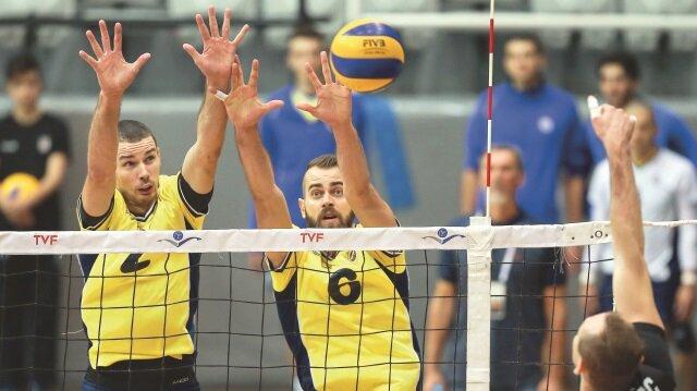 Filede ilk derbi Fenerbahçe'nin