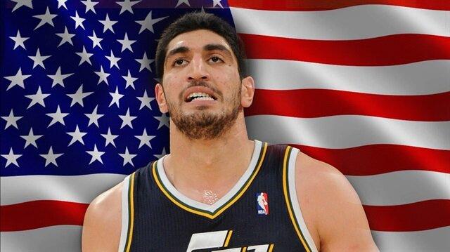 FETÖ'cü Kanter ABD bayrağını değiştirdi