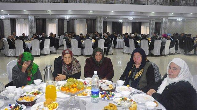 Ahıska Türkleri 72 yıl  sonra vatanlarında
