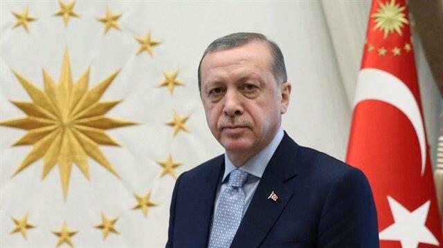 Erdoğan altın madalya kazanan Söğüt'ü tebrik etti