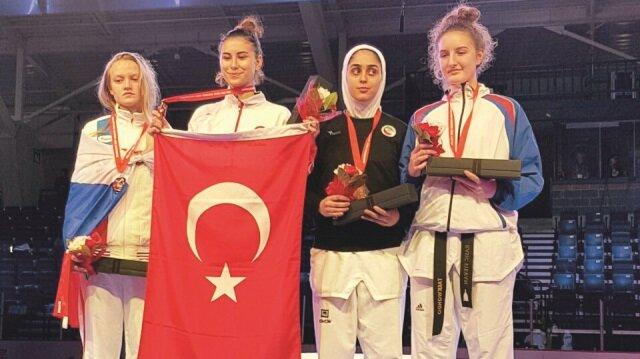 Şeyma Nur dünya şampiyonu