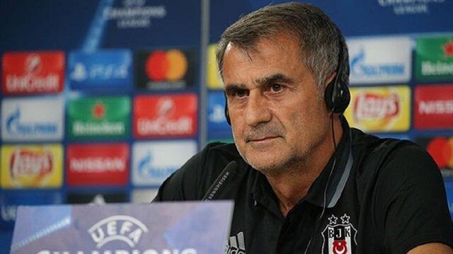 Şenol Güneş yönetimindeki Beşiktaş, Şampiyonlar Ligi B Grubu'nda 6 puanla 3. sırada yer alıyor.