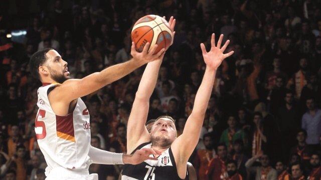 Basketbolda derbi G.Saray'ın