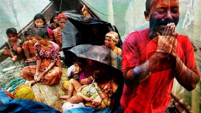 Arakan'da yaşayan Müslümanlar, uzun zamandır zulüm altında yaşıyor.