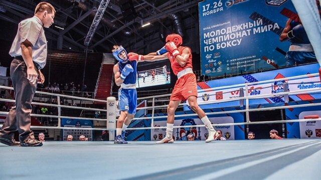 Milli boksörümüz dünya şampiyonasında finale çıktı