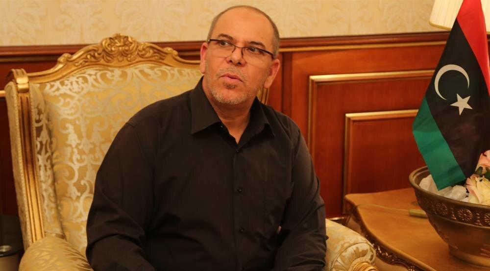 Muhabirimiz Cihat Arpacık,  Salah Badi ile Trablus'da görüştü.