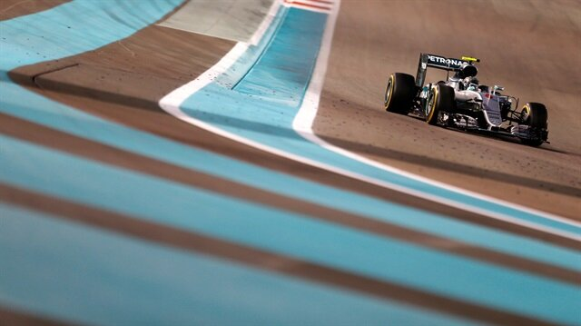 Formula 1'de şampiyon Nico Rosberg