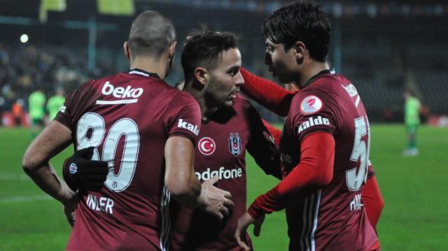 Beşiktaş Kerim'le güldü