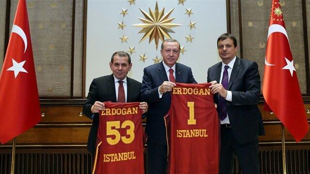Galatasaray'da devrim
