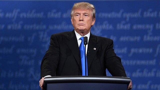 Trump ABD'nin iki yüzlülüğüne isyan etti