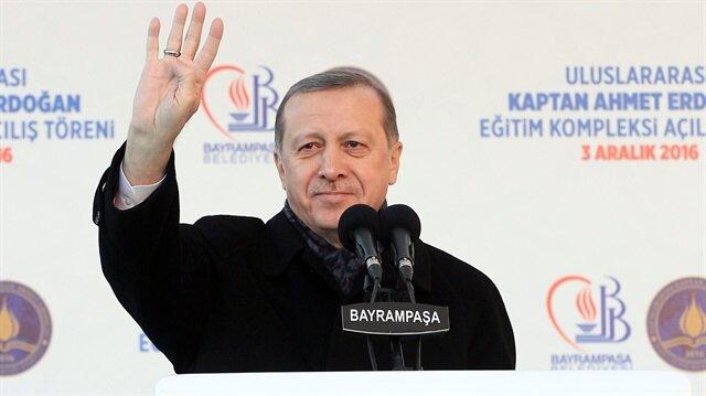 Cumhurbaşkanı Erdoğan: Bu meseleyi çözeceğiz