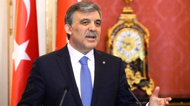 Abdullah Gül: 'Yeni parti' iddiası art niyetli ve asılsız