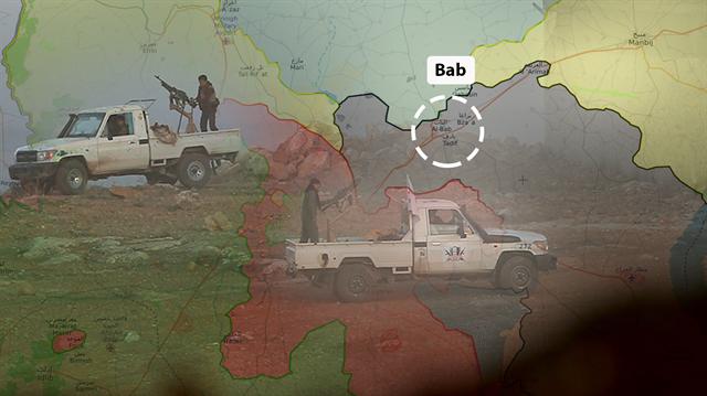 ÖSO'dan El Bab kıskacı