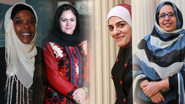 Dünyaya barışı Müslüman kadınlar getirecek