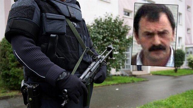 Almanya'da yakalanan DHKP-C'li terörist kırmızı listedeymiş